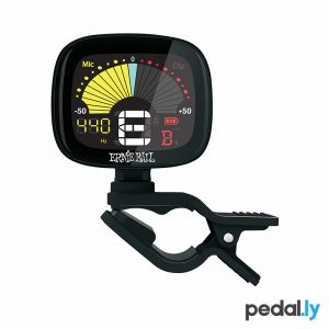Ernie Ball Flextune Clip On Guitar Tuner from Pedally P04112