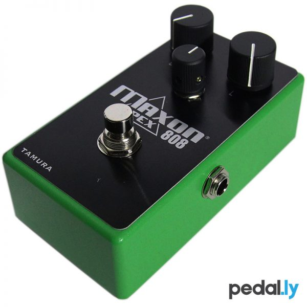Maxon Apex 808 Overdrive Pedal from Pedally Side1