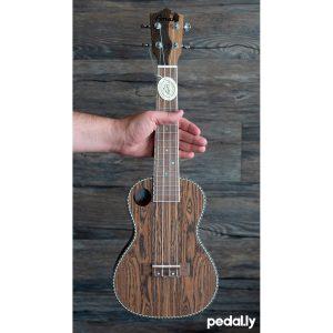 Amahi concert size bocote ukulele from Pedally