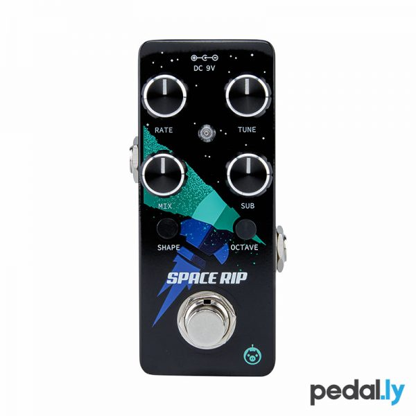 Pigtronix Space Rip PWM Guitar Synth Pedal from Pedally