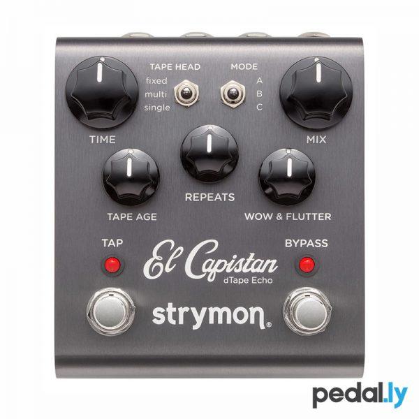 strymon el capistan dtape echo pedal from Pedally z12a-5kte