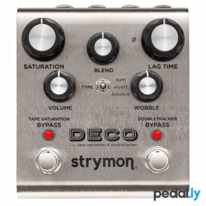 Strymon Deco Tape Saturation Pedal from Pedally Z12A-5DEC