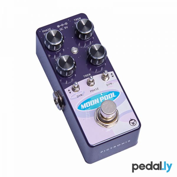 Pigtronix Moon Pool Modulation Pedal EMTP from Pedally alt view