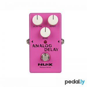 NUX Analog Delay Pedal from Pedally