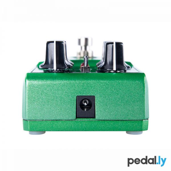 NUX Drive Core Deluxe Overdrive Boost Pedal from Pedally top view