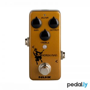 NUX Horseman klon clone Pedal from Pedally