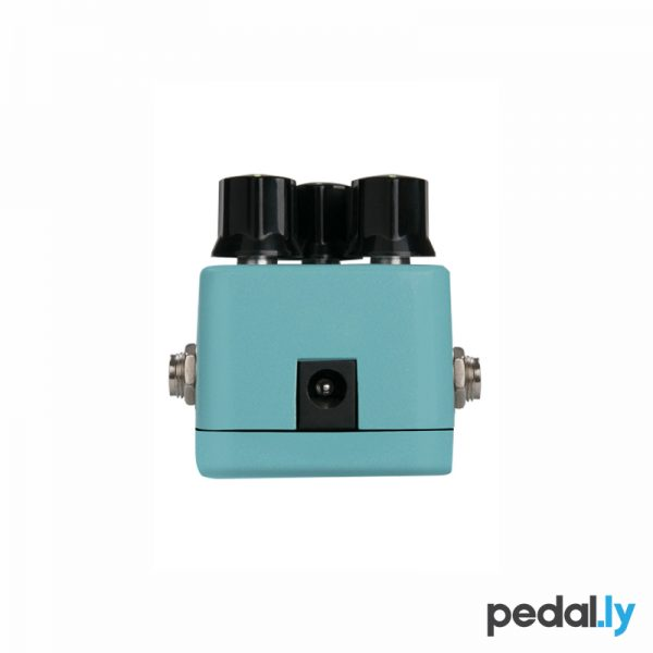NUX Morning Star Overdrive Pedal from Pedally top view