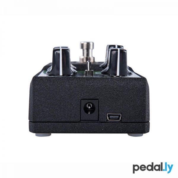 NUX Tape Core Deluxe Tape Echo Pedal from Pedally top view