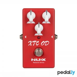 NUX XTC Overdrive Distortion Pedal from Pedally