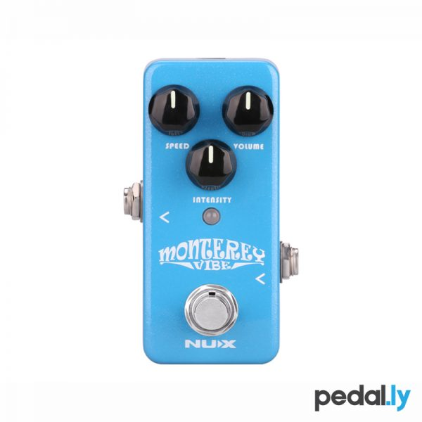 NUX Monterey Vibe Pedal from Pedally