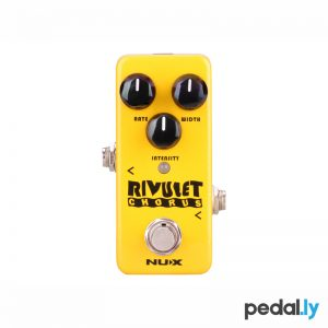 NUX Rivulet chorus pedal from Pedally
