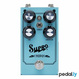 Supro Chorus Pedal from Pedally 1307