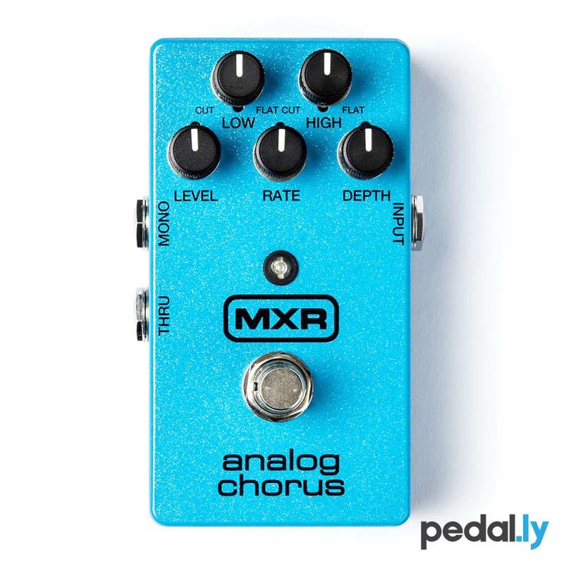 MXR Analog Chorus from Pedally M234