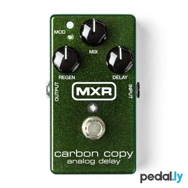 MXR Carbon Copy Analog Delay from Pedally M169