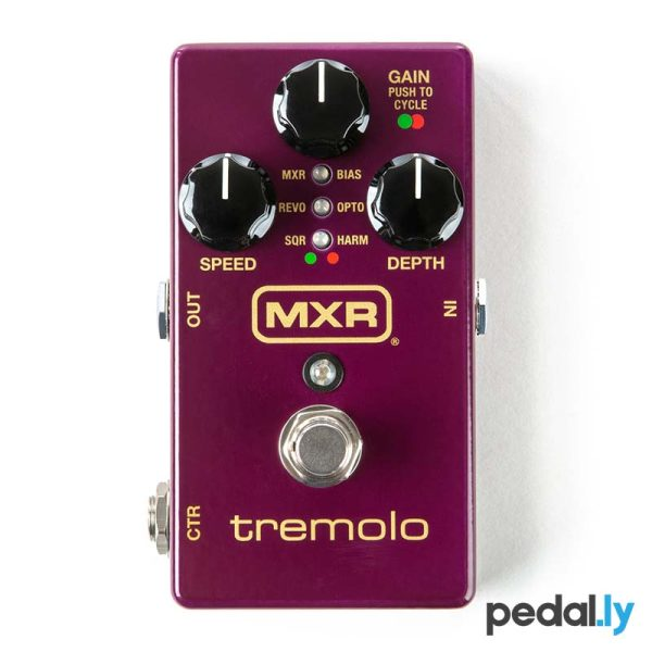 MXR Tremolo from Pedally M305