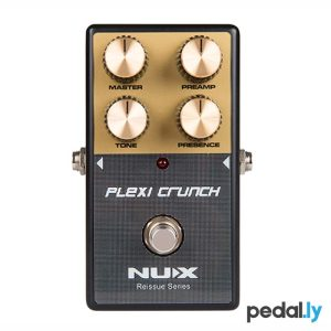 NUX Plexi Crunch Distortion Pedal from Pedally