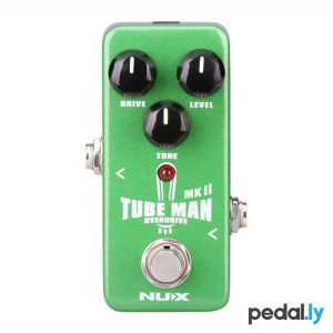 NUX Tube Man MKII Overdrive Pedal from Pedally NOD-2