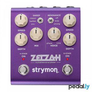 Strymon Zelzah Multidimensional Phaser Pedal from Pedally Z12A-ZLZA