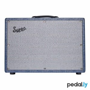 Supro Keeley Custom 12 Guitar Amp from Pedally 1968RK
